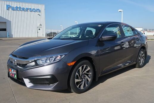 2018 Honda Civic Sedan EX Wichita Falls TX