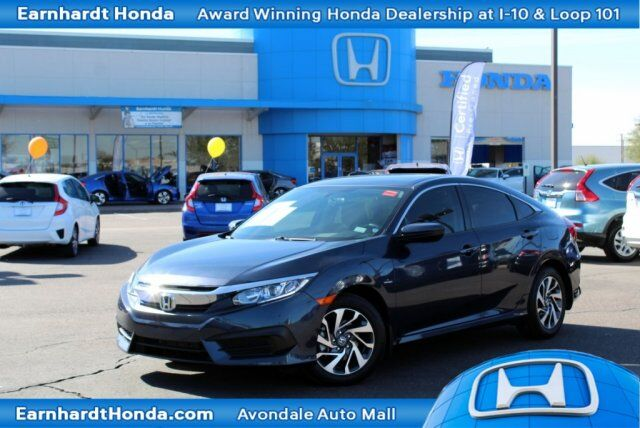 2018 Honda Civic Sedan EX Avondale AZ