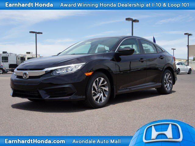 2018 Honda Civic Sedan EX CVT Avondale AZ