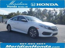 2018_Honda_Civic Sedan_EX CVT_ Meridian MS