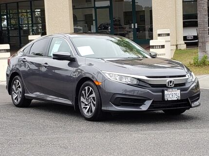 2018_Honda_Civic Sedan_EX_ Carlsbad CA