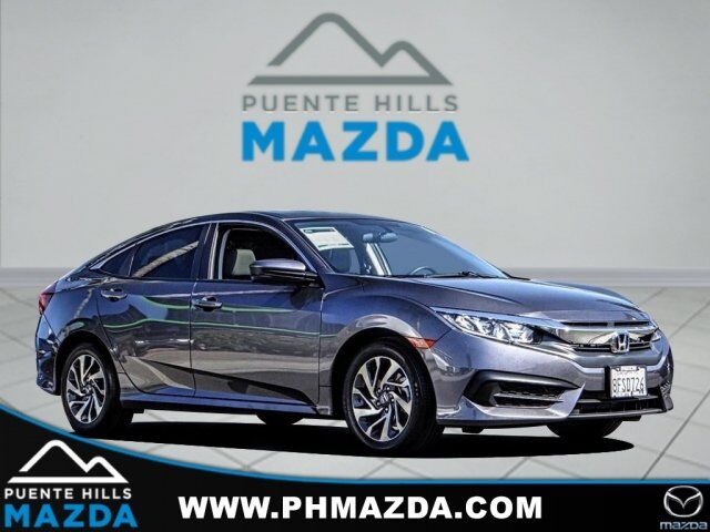 2018 Honda Civic Sedan EX City of Industry CA