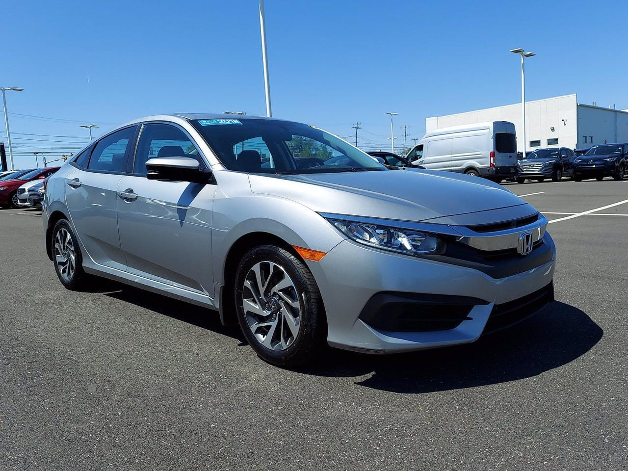 2018 Honda Civic Sedan EX Conshohocken PA