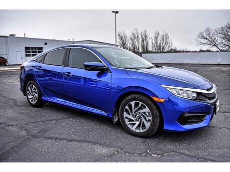 2018 Honda Civic Sedan EX Dumas TX