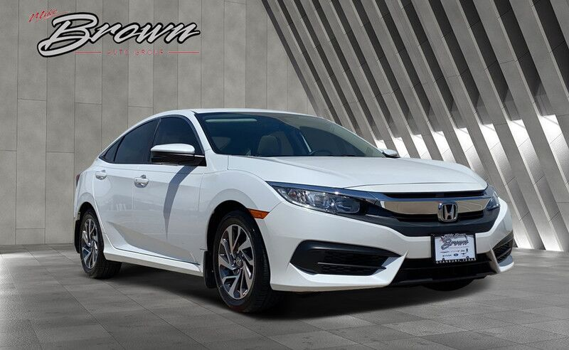 2018 Honda Civic Sedan EX Granbury TX