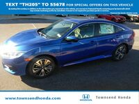 Honda Civic Sedan EX-L 1.5L 2018