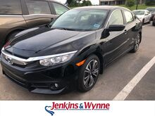 2018_Honda_Civic Sedan_EX-L CVT_ Clarksville TN