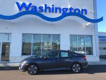 2018_Honda_Civic Sedan_EX-L CVT_ Washington PA