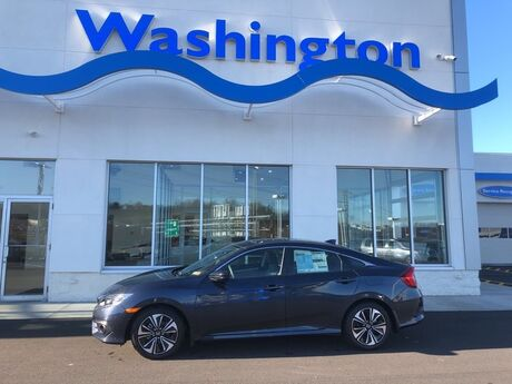 2018 Honda Civic Sedan EX-L CVT Washington PA