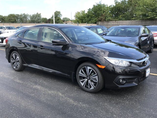 2018 Honda Civic Sedan EX-L Chicago IL