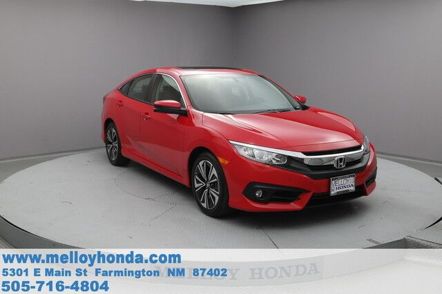 2018 Honda Civic Sedan EX-L Farmington NM
