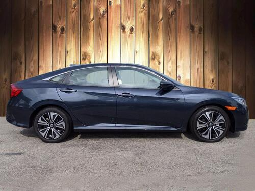 2018 Honda Civic Sedan EX-L Tampa FL