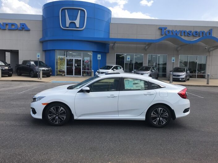 2018 Honda Civic Sedan EX-L Tuscaloosa AL