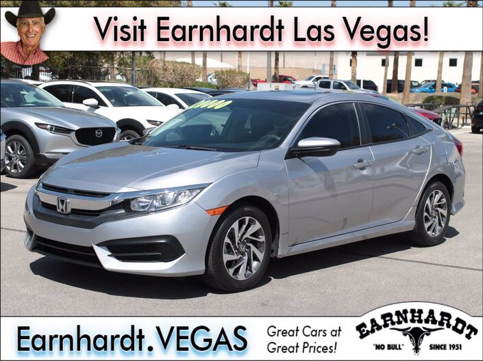 2018 Honda Civic Sedan EX Las Vegas NV