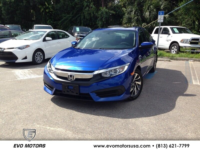 2018 Honda Civic Sedan EX Seffner FL