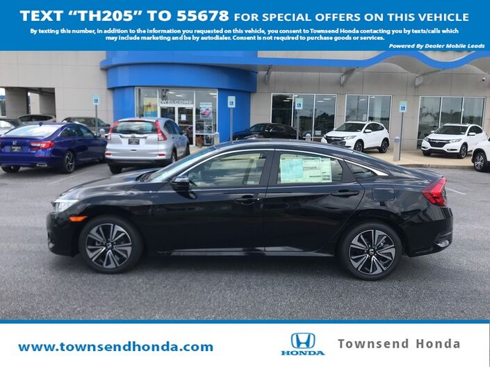 2018 Honda Civic Sedan EX-T 1.5T Tuscaloosa AL
