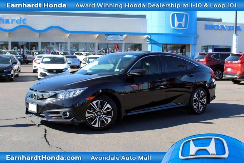 2018 Honda Civic Sedan EX-T Avondale AZ