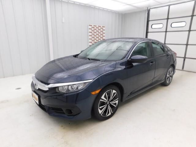 2018 Honda Civic Sedan EX-T CVT Manhattan KS