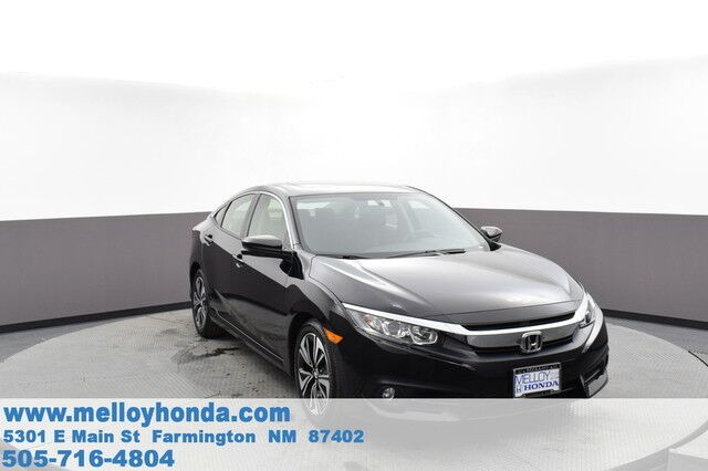 2018 Honda Civic Sedan EX-T Farmington NM