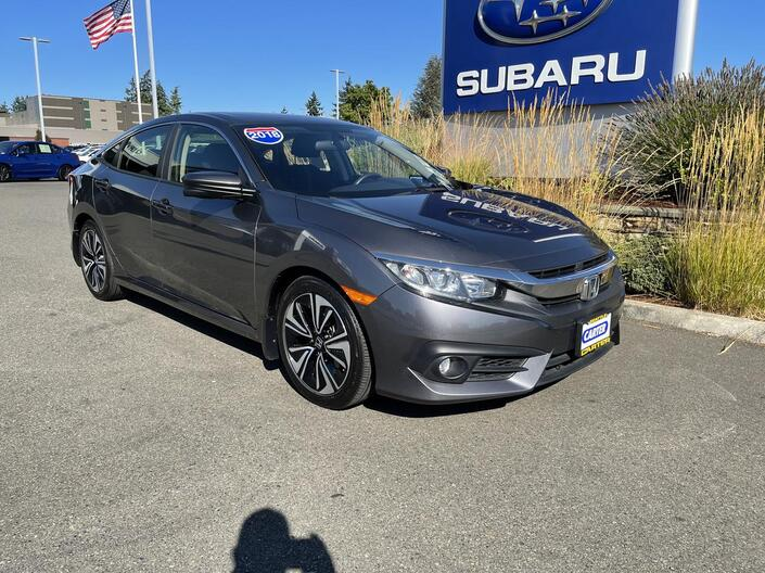 2018 Honda Civic Sedan EX-T Seattle WA