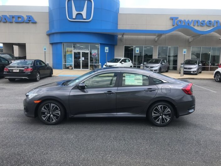2018 Honda Civic Sedan EX-T Tuscaloosa AL