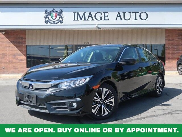 2018 Honda Civic Sedan EX-T West Jordan UT