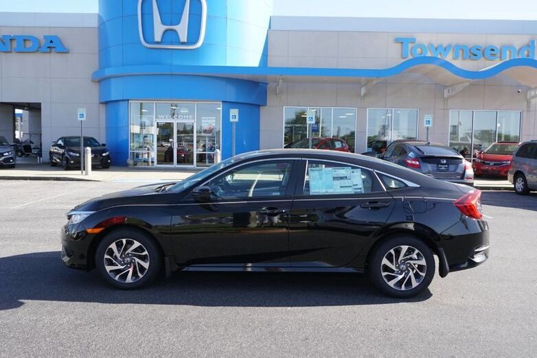 2018 Honda Civic Sedan EX Tuscaloosa AL