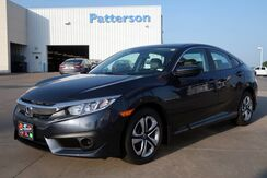 2018_Honda_Civic Sedan_LX_ Wichita Falls TX