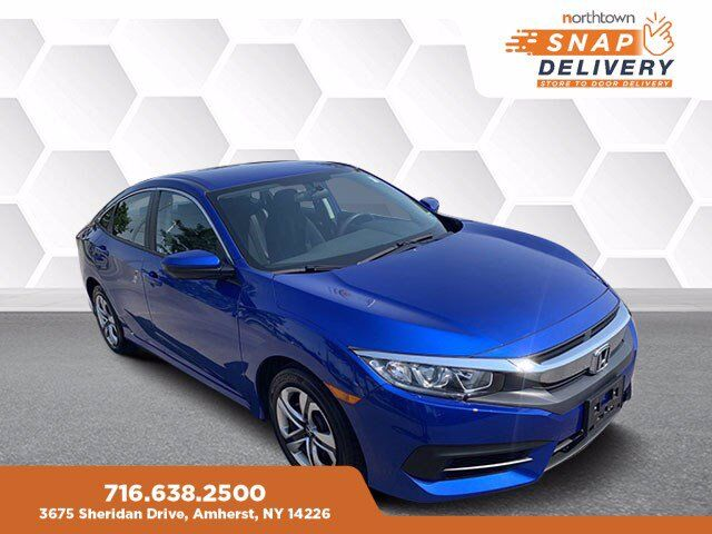 2018 Honda Civic Sedan LX Amherst NY