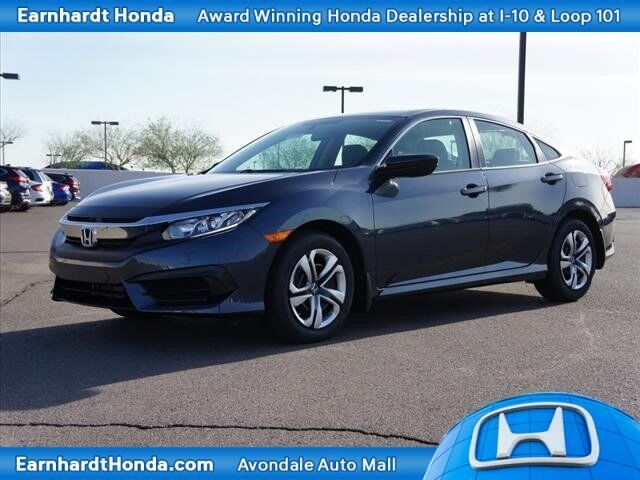 2018 Honda Civic Sedan LX Avondale AZ