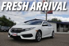 2018_Honda_Civic Sedan_LX_ Brownsville TX