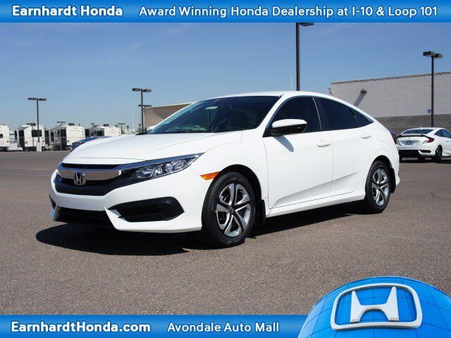 2018 Honda Civic Sedan LX CVT Avondale AZ