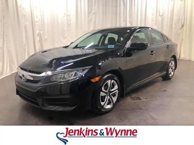 2018 Honda Civic Sedan LX CVT Clarksville TN