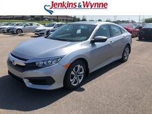 2018_Honda_Civic Sedan_LX CVT_ Clarksville TN