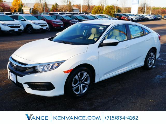 2018 Honda Civic Sedan LX CVT Eau Claire WI