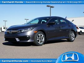 2018_Honda_Civic Sedan_LX CVT_ Phoenix AZ