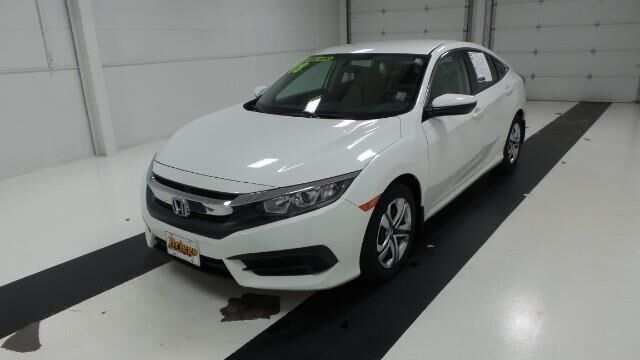 2018 Honda Civic Sedan LX CVT Topeka KS
