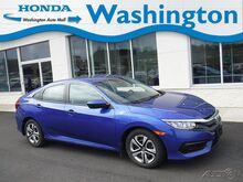 2018_Honda_Civic Sedan_LX CVT_ Washington PA