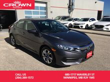 2018_Honda_Civic Sedan_LX CVT_ Winnipeg MB