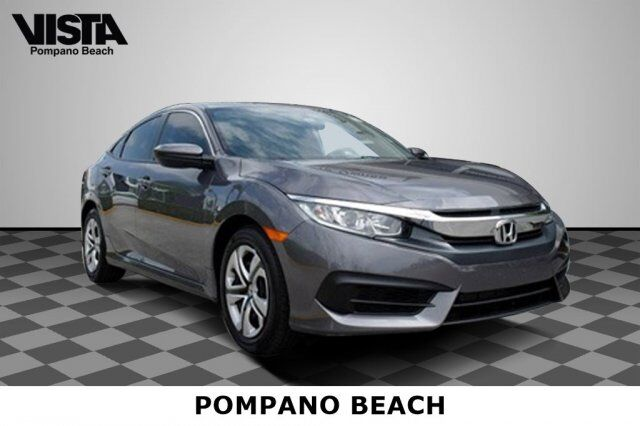 2018 Honda Civic Sedan LX Coconut Creek FL