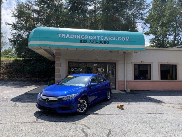 2018_Honda_Civic Sedan_LX_ Conover NC