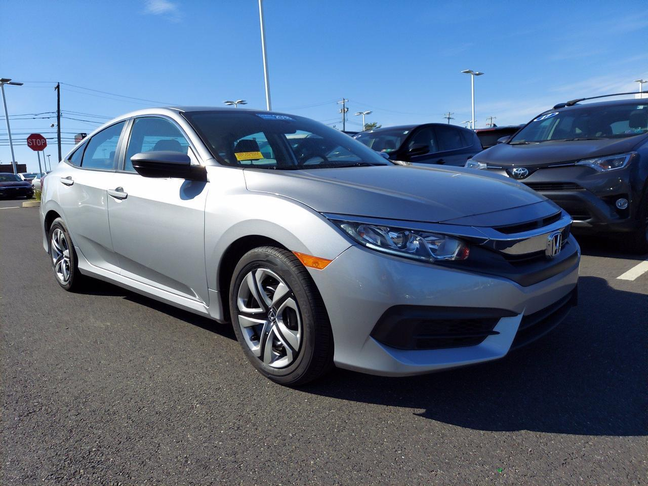 2018 Honda Civic Sedan LX Conshohocken PA