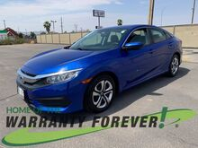 2018_Honda_Civic Sedan_LX_ El Paso TX