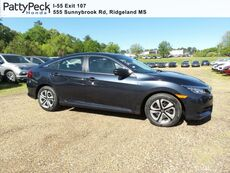 2018 Honda Civic Sedan LX FWD