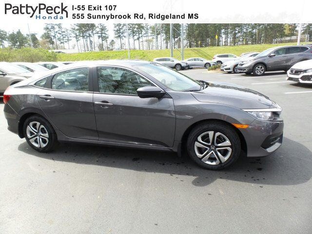 2018 Honda Civic Sedan LX FWD Jackson MS
