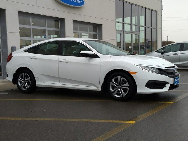 2018 Honda Civic Sedan LX Green Bay WI