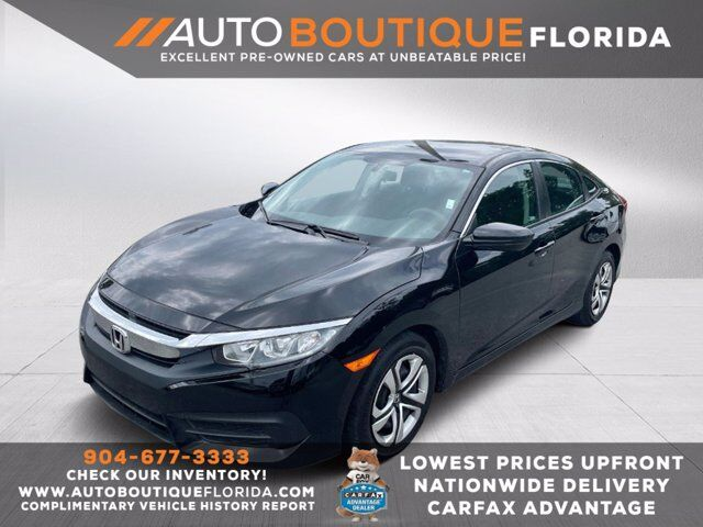 2018 Honda Civic Sedan LX Jacksonville  FL