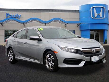 2018 Honda Civic Sedan LX Libertyville IL