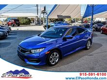 2018_Honda_Civic Sedan_LX MANUAL_ El Paso TX