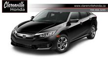2018_Honda_Civic Sedan_LX-Manual_ Clarenville NL